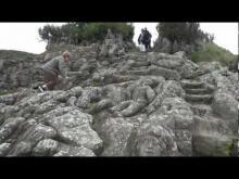 Vidéo Les rochers Scuptés de Rothéneuf