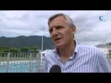 Le centre nautique d'Aix-les-Bains en vidéo
