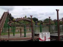 Parc d'attractions des Naudières en vidéo