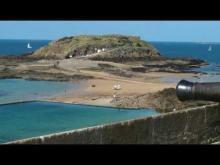 la Cité corsaire Saint Malo en Vidéo