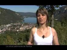 Lac de Nantua  en vidéo