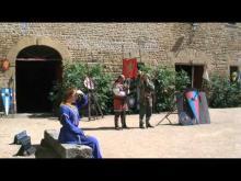 Château de la Batisse en vidéo