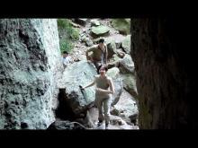 Vidéo sur le saint trou de roquebrune sur argens