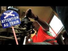 Chemin de fer touristique du Sud des Ardennes en vidéo