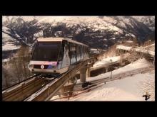 Les Arcs Bourg-Saint-Maurice en vidéo