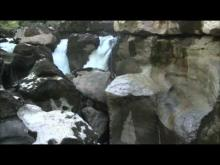 Vidéo sur les pertes de la valserine