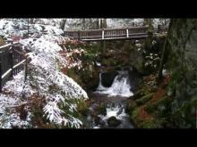 Vidéo Cascade du Géhard
