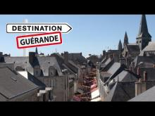 La cité médiévale de Guérande en Vidéo