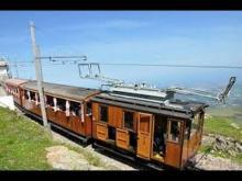 Le Petit Train de la Rhune en vidéo