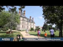 Château de la Guignardière en vidéo