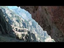 Vidéo le trou du Capu Tafunatu