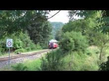 Chemin de fer du Vivarais en vidéo