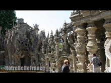 Palais Idéal du Facteur Cheval en vidéo