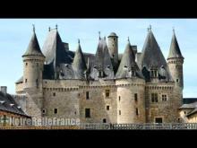 Château de Jumilhac en Vidéo