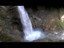 Vidéo de la Grotte et la Cascade de Seythenex