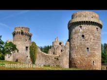 Vidéo du Château de la Hunaudaye