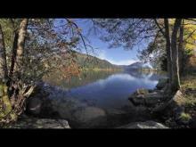 Vidéo des lacs de longemer et de Retournemer