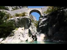 Vidéo Canyoning dans le Canyon du Riolan