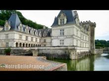 Château de Villandry en Vidéo