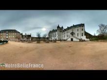 Château des ducs de Bretagne en Vidéo