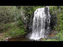 Vidéo de la Cascade de la Barthe