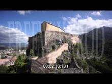 Citadelle de Corte en Vidéo