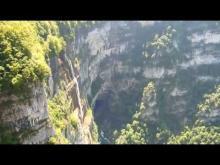 La Cascade de Moulins Marquis en Vidéo