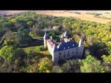 Château de Caumont en vidéo