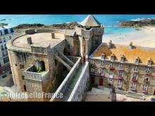 Château de Saint-Malo en Vidéo