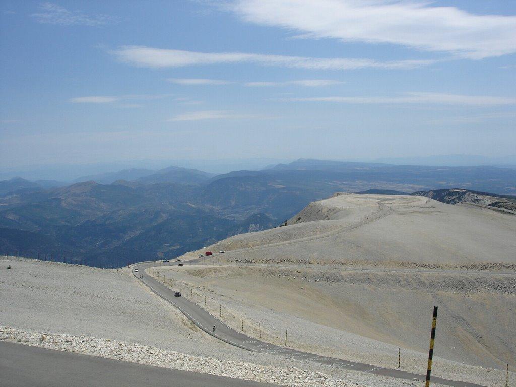 Col du Mont Ventoux
