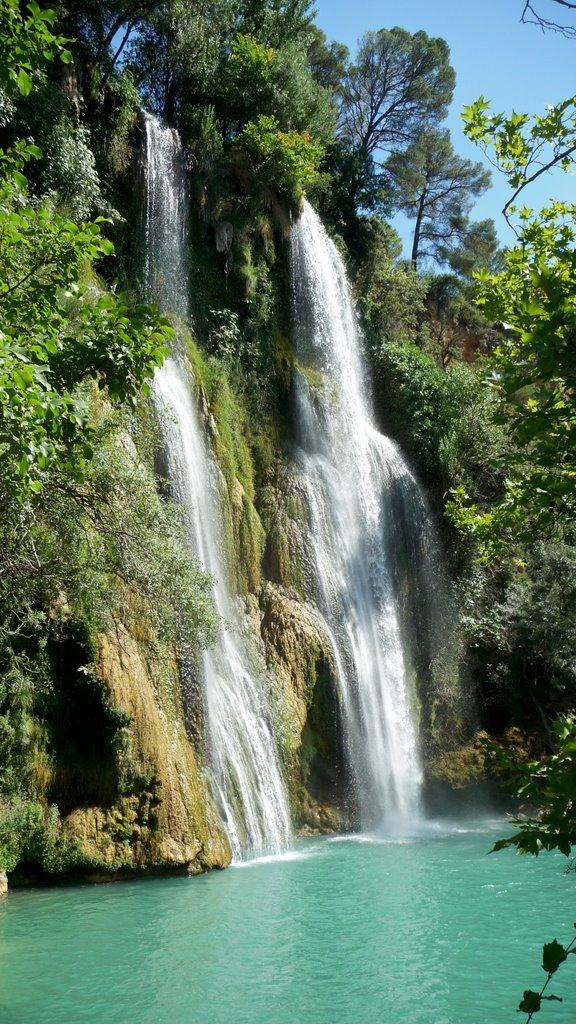 4 La cascade de Sillans