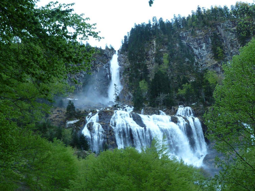 7 La cascade d'Ars
