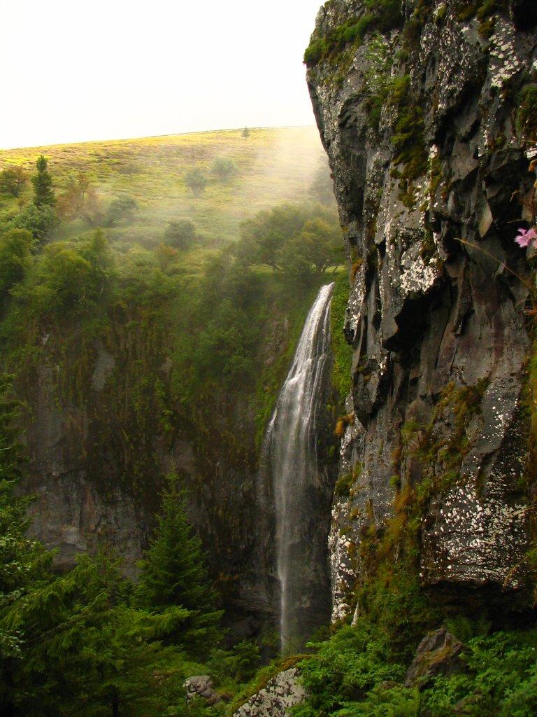 8 La grande cascade