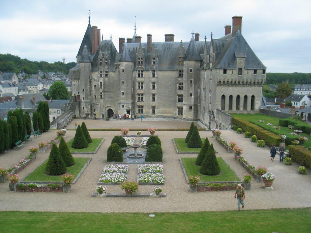 Le Chateau De Langeais