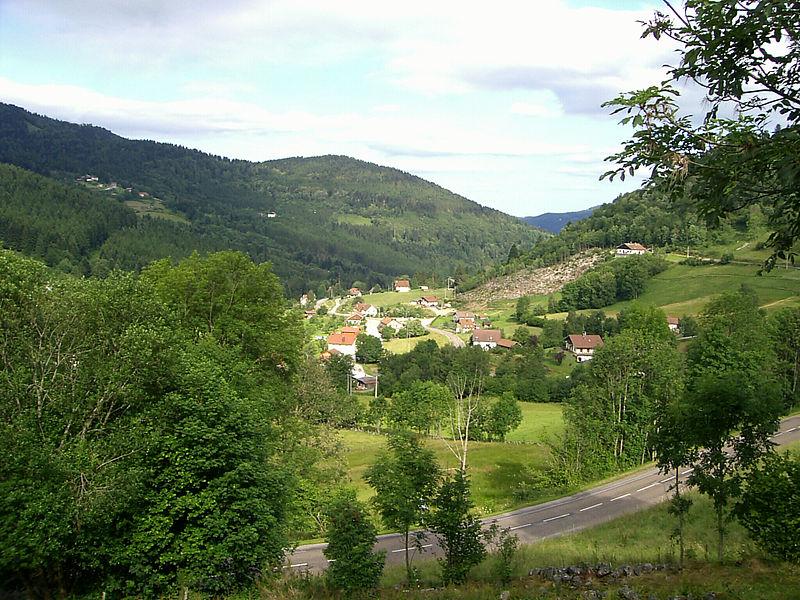 Ventron By Rauenstein CC BY-SA 3.0 via Wikimedia Commons