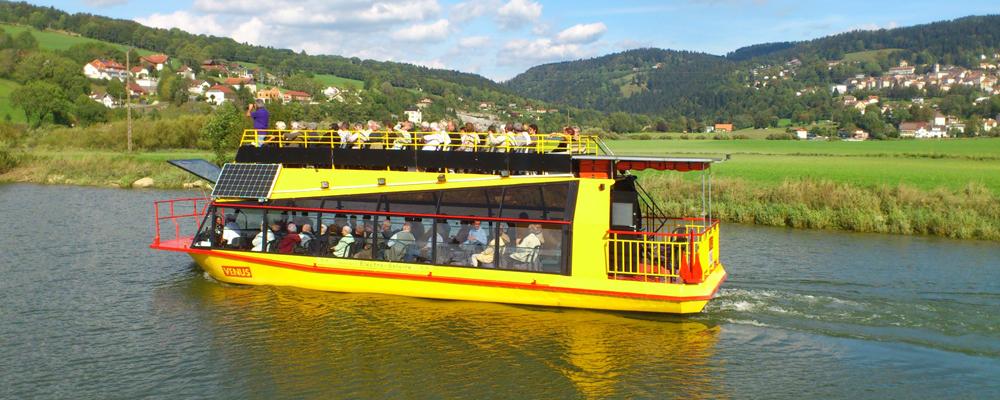 Les Vedettes Panoramiques du Saut du Doubs photos de vedettes-panoramiques.com