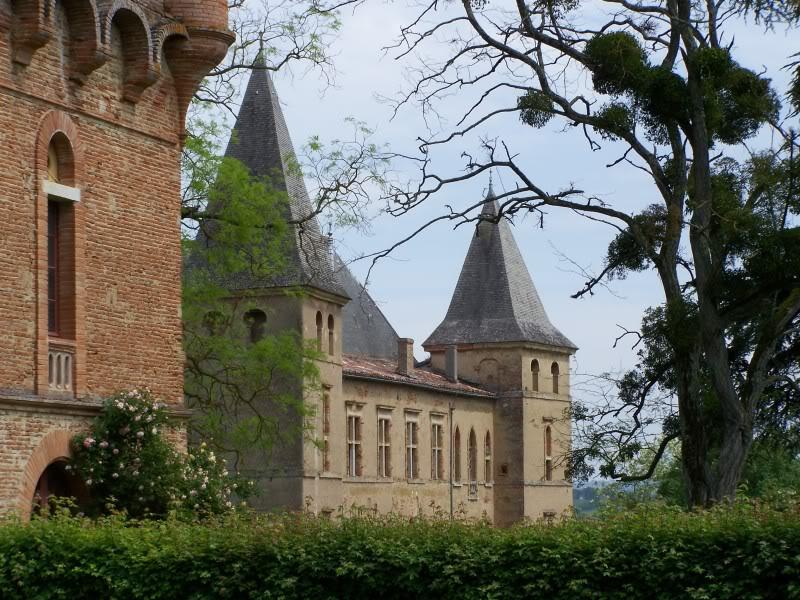 Château de Caumont By Zzabeth CC BY-SA 3.0 via Wikimedia Commons