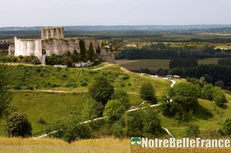 Château Gaillard (Les Andelys)