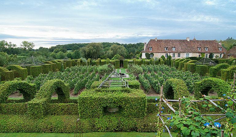 Les Jardins d'Orsan photo de prieuredorsan.com