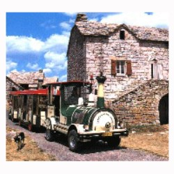 Petit Train des Causses photos d'infobebes.com