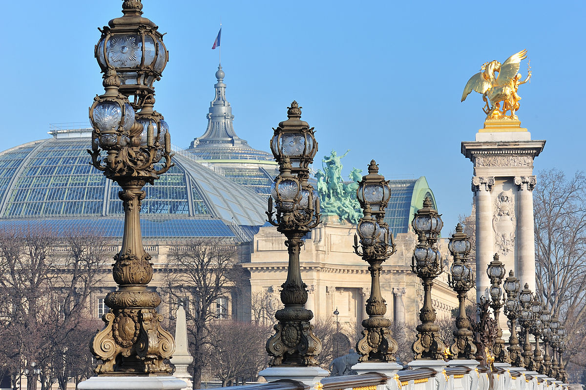 Galeries Nationales du Grand Palais By Eric Pouhier CC BY-SA 4.0-3.0-2.5-2.0-1.0 via Wikimedia Commons