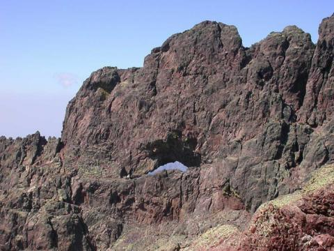 Le trou du Capu Tafunatu