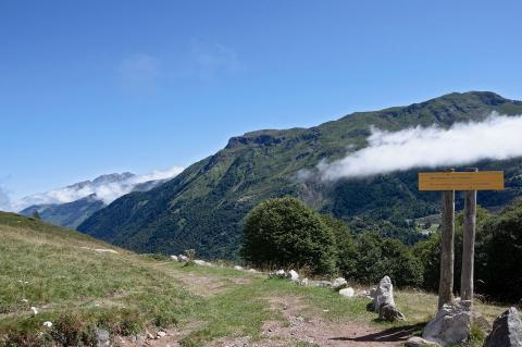 Parc National des Pyrénées Photo: Myrabella via Wikimedia Commons