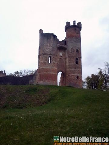 chateau de Bressieux