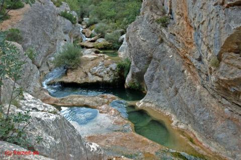 Les Gorges du Verdouble et le Moulin de Ribaute