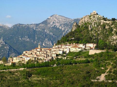 Sainte-Agnès (source : wiki)