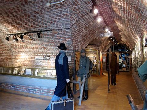 Musée de la Résistance de Bondues By Velvet (Own work) CC BY-SA 3.0 via Wikimedia Commons