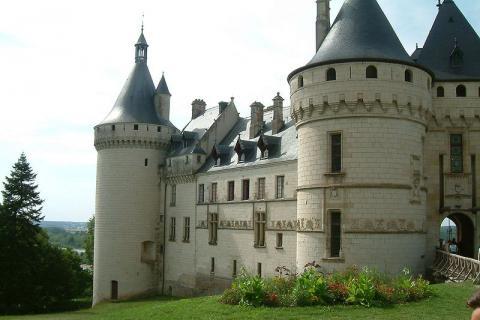 Domaine de Chaumont sur Loire By Christophe.Finot CC BY-SA 2.5 via Wikimedia Commons