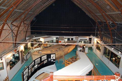 Écomusée de l'île de Groix Par Pline (Travail personnel) CC-BY-SA-3.0 CC BY-SA 2.5-2.0-1.0 via Wikimedia Commons