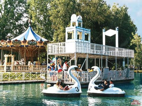 Parc Saint-Paul By LEVECQ CC BY-SA 3.0 via Wikimedia Commons